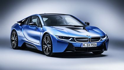 2015 BMW i8 Pure Impulse 1