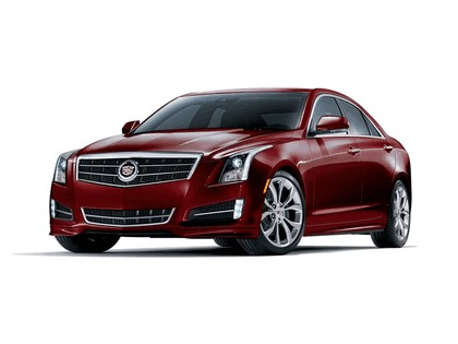 2015 Cadillac ATS Crimson Sport Edition 1