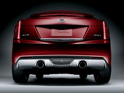 2015 Cadillac ATS Crimson Sport Edition 3