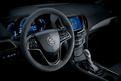 2015 Cadillac ATS Crimson Sport Edition 5