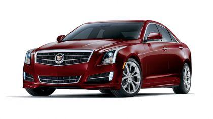 2015 Cadillac ATS Crimson Sport Edition 9