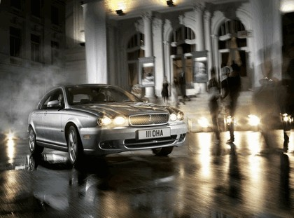 2007 Jaguar X-Type 8