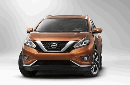 2015 Nissan Murano 8