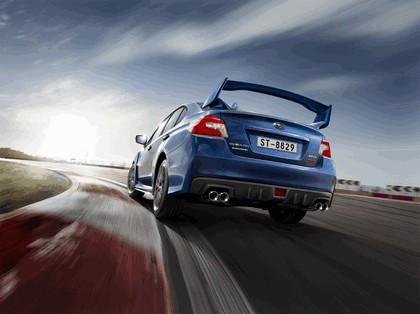 2015 Subaru WRX STI - Europe specs 3