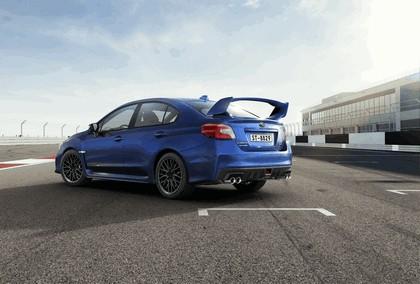 2015 Subaru WRX STI - Europe specs 6