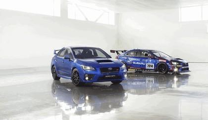 2015 Subaru WRX STI - Europe specs 8