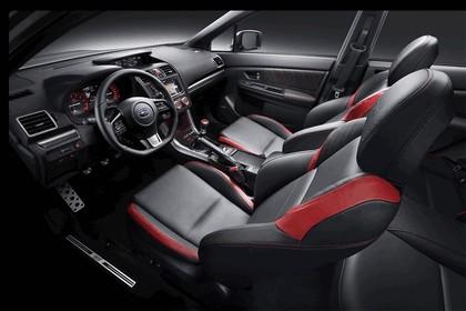2015 Subaru WRX STI - Europe specs 11