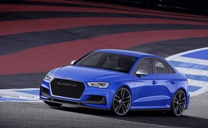 2014 Audi A3 clubsport quattro concept 1
