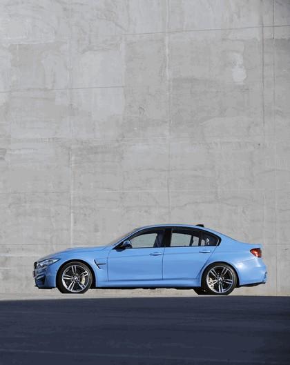 2014 BMW M3 ( F30 ) - USA version 2