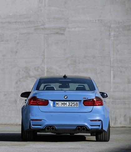2014 BMW M3 ( F30 ) - USA version 3
