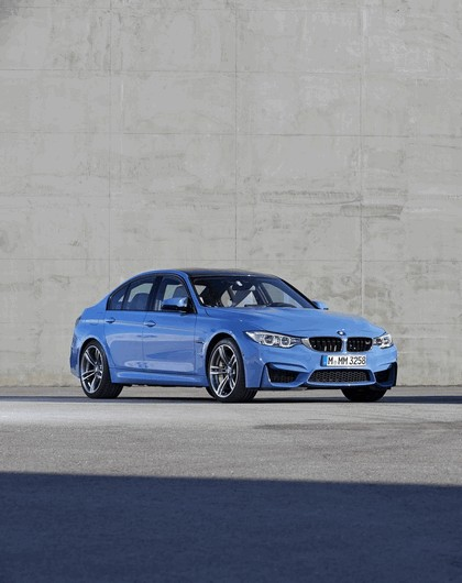 2014 BMW M3 ( F30 ) - USA version 4