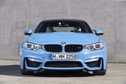 2014 BMW M3 ( F30 ) - USA version 5