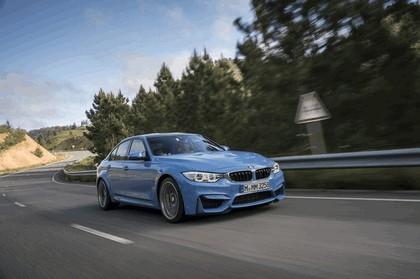 2014 BMW M3 ( F30 ) - USA version 7