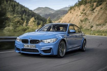 2014 BMW M3 ( F30 ) - USA version 8