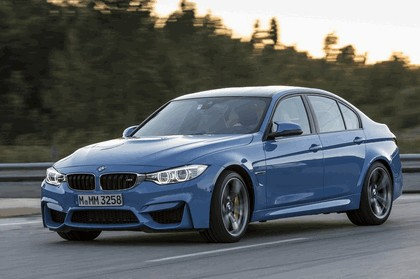 2014 BMW M3 ( F30 ) - USA version 11