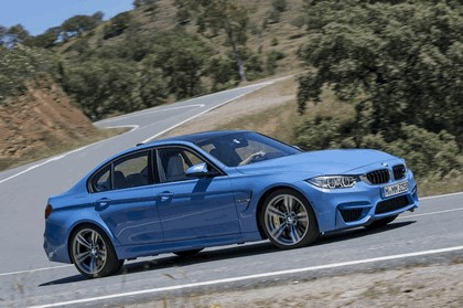 2014 BMW M3 ( F30 ) - USA version 12