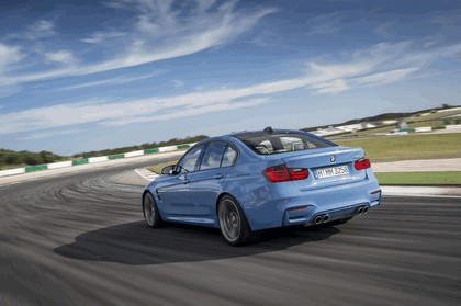 2014 BMW M3 ( F30 ) - USA version 18