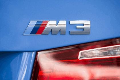 2014 BMW M3 ( F30 ) - USA version 25