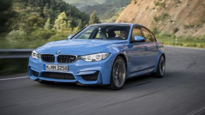 2014 BMW M3 ( F30 ) - USA version 8