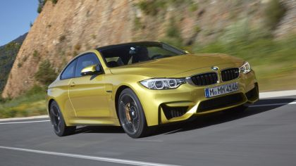 2014 BMW M4 ( F32 ) - USA version 2