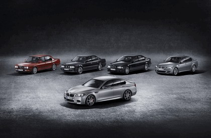 2014 BMW M5 ( F10 ) 30 Jahre Edition 1