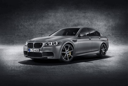 2014 BMW M5 ( F10 ) 30 Jahre Edition 2