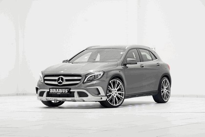 2014 Mercedes-Benz GLA-klasse Platinum Edition by Brabus 3