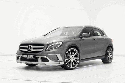2014 Mercedes-Benz GLA-klasse Platinum Edition by Brabus 6