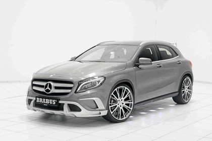 2014 Mercedes-Benz GLA-klasse Platinum Edition by Brabus 8
