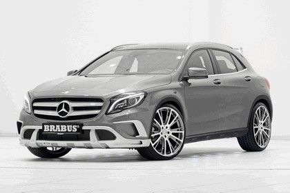 2014 Mercedes-Benz GLA-klasse Platinum Edition by Brabus 10