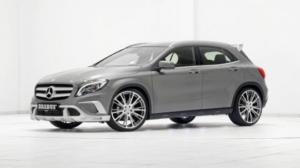 2014 Mercedes-Benz GLA-klasse Platinum Edition by Brabus 2