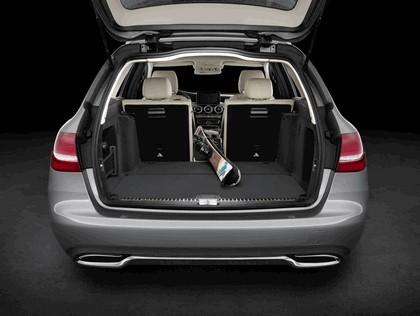 2014 Mercedes-Benz C200 ( S205 ) BlueTec 6