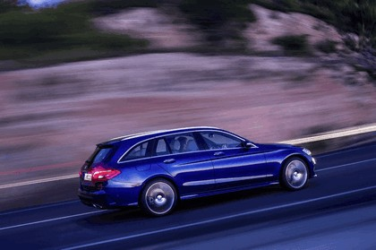 2014 Mercedes-Benz C250 ( S205 ) BlueTec 11
