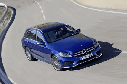 2014 Mercedes-Benz C250 ( S205 ) BlueTec 12