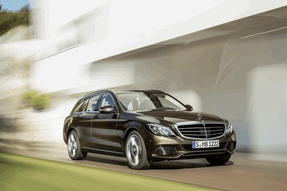 2014 Mercedes-Benz C300 ( S205 ) BlueTec Hybrid 4
