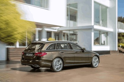 2014 Mercedes-Benz C300 ( S205 ) BlueTec Hybrid 6