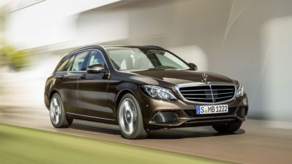 2014 Mercedes-Benz C300 ( S205 ) BlueTec Hybrid 2
