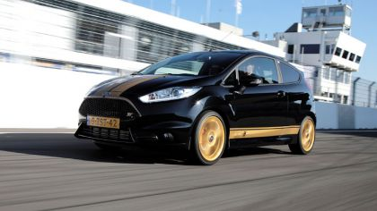 2014 Ford Fiesta ST-H 4