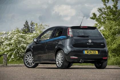 2014 Fiat Punto Jet Black 2 - UK version 3