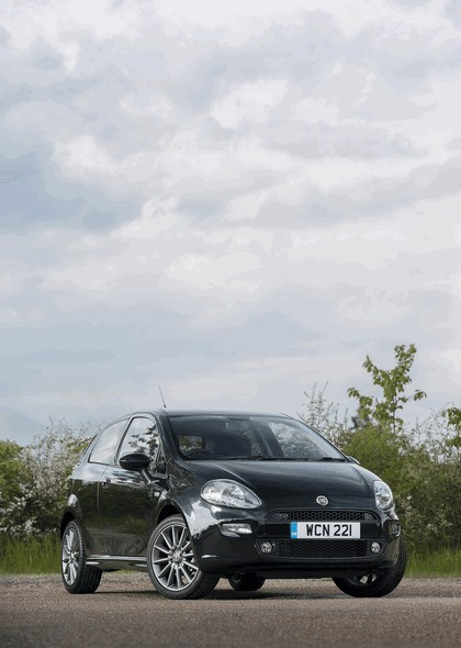 2014 Fiat Punto Jet Black 2 - UK version 5