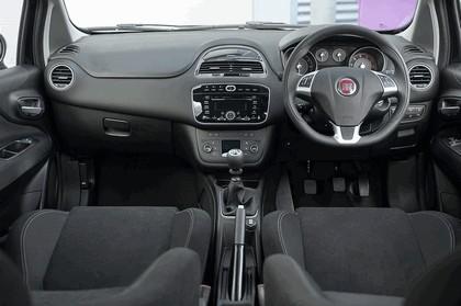 2014 Fiat Punto Jet Black 2 - UK version 10