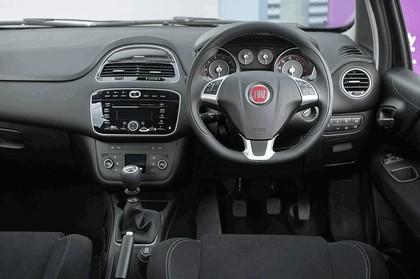 2014 Fiat Punto Jet Black 2 - UK version 11