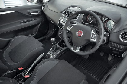 2014 Fiat Punto Jet Black 2 - UK version 13