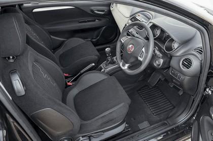 2014 Fiat Punto Jet Black 2 - UK version 14