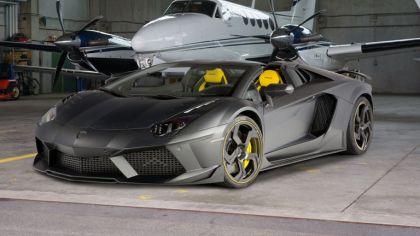 2014 Mansory Carbonado Apertos ( based on Lamborghini Aventador LP700-4 ) 7