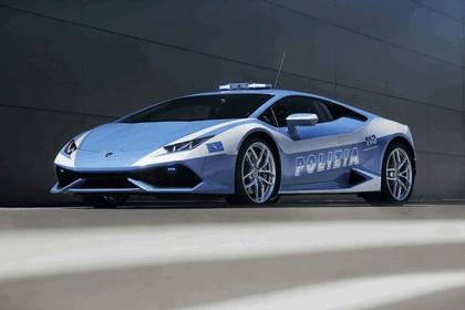 2014 Lamborghini Huracán LP 610-4 Polizia 1