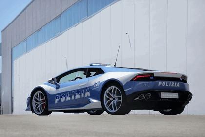 2014 Lamborghini Huracán LP 610-4 Polizia 2