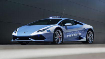 2014 Lamborghini Huracán LP 610-4 Polizia 9