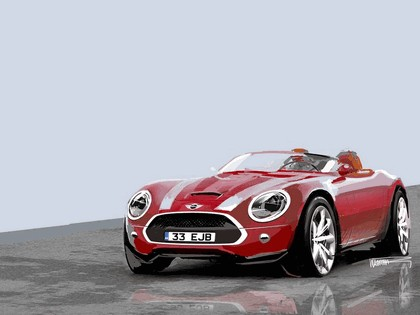 2014 Mini Superleggera Vision concept 35