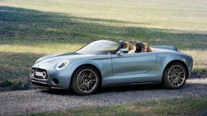 2014 Mini Superleggera Vision concept 9